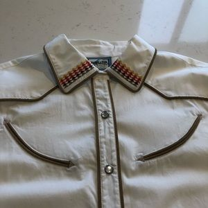 Pendleton Vintage Western Rockabilly Styled Shirt